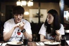 park shin hye, the heirs, and lee min ho image