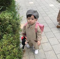 Cute Little Baby, Cute Baby Girl, Little Babies, Cute Boys, Baby Kids, Baby Boy, Cute Asian Babies, Korean Babies, Asian Kids