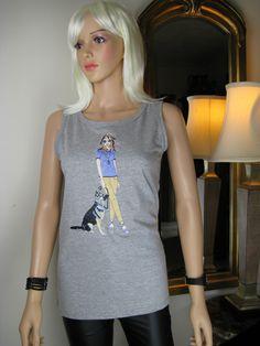 愛麗絲品牌女子上衣和T卹是在一系列的款式和顏色可供選擇,都與我們的原創設計在年輕,充滿活力的色彩。對於健身房,鍛煉,假期,遛狗,或只是簡單的令人心寒! http://etsy.com/uk/shop/AliceBrands...... 查看更多: http://alicebrands.co.uk/Pages/3/All+Products......