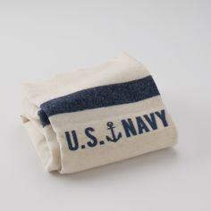 Saw it.  Want it.  US Navy Blanket