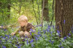 Kids Bluebells Photography Star Photography, Little Star, Surrey, Blue Flowers, Children, Kids, Woodland, Memories, In This Moment