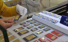 Giá vàng trong nước tăng nhẹ. Thị trường ViệtNam