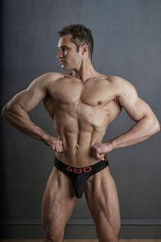 Fitness model Jamie B by Steve France featuring AMU underwear - Fashionably Male Hot Hunks, Alpha Male, Shirtless Men, Old Models, Good Looking Men, Asian Men, Gorgeous Men, Black Men, Fitness