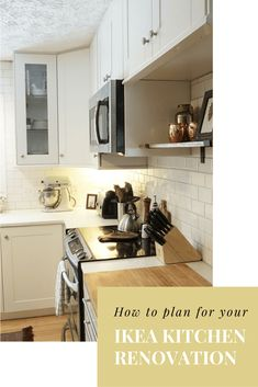 How to Plan for Your IKEA Kitchen Renovation