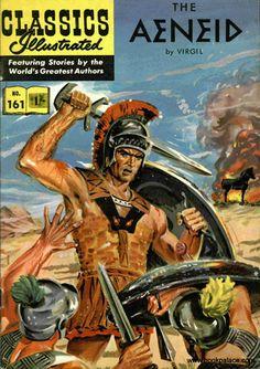 Swedish Classics Illustrated