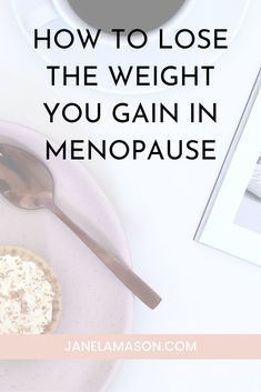 Hormone imbalance, insulin resistance, stress can make it very difficult to lose the weight you gain in menopause. Menopause Diet, Menopause Symptoms, Menopause Relief, Menopause Humor, Health Tips For Women, Health And Fitness Tips, Fitness Diet, Natural Health Remedies, Herbal Remedies