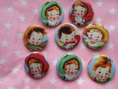 Cowboys and Cowgirl badges! - www.theblueberrypatch.co.uk