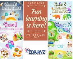 #worksheets #EVS #Class1 #Class2 #Class3 #Class4 #Class5  #funlearning #edwayz #freeworksheets #topicwisesheets Cool Pets, Fun Learning, Worksheets, Innovation, Study, Seasons, Education, Math, Mathematics