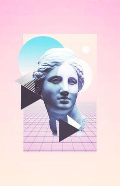 OC: Eric Weidner Project-Collage Instagram: @weidner_art Vaporwave Wallpaper, Vaporwave Art, Event Poster Design, Hippie Art, Glitch Art, Psychedelic Art, Aesthetic Art, Graphic Design Inspiration, Collage Art