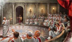 What was the society of ancient Rome?