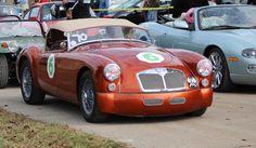 1960 MGA at Lake Garnett Grand Prix Revival - Victoria British LTD. http://www.britishsportscarlife.com/lake-garnett-grand-prix-revival