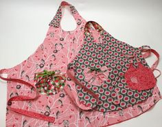 """Aprons, sharing, and Thanksgiving—those are the terms that describe """"Tie On One Day."""" Learn about it on  Sewing With Nancy Zieman's Blog"""