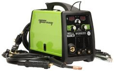 The Forney 324 MIG/Stick/TIG Multi-Process Welder is 220 volts or 120 volts (adapter plug included) CV/DC, with 190 amp optimal output. The Forney 190 MP welder is a flexible multiprocess machine efficient in MIG, Stick, or DC TIG welding. Welding Helmet, Mig Welding, Welding Tips, Welding Table, Welding Projects, Welding Ideas, Welding Art, Cheap Welders, Welders For Sale