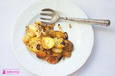 Zapiekanka ziemniaczana z jabłkami » Jadłonomia · wegańskie przepisy nie tylko dla wegan