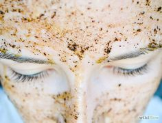 Make and Apply a Honey and Coffee Facial Mask Step 3.jpg