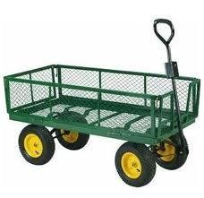Garden center trolley