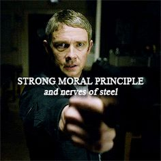 John Watson- my best friend in the whole world. The only person who truly understands what I do... sometimes