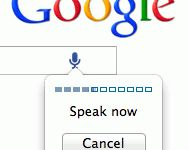 At first Google Voice Search was a feature available on Google Labs, which allowed users to perform a Google search query using their phones.