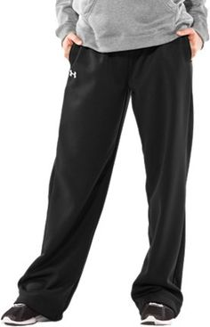 Women's Armour® Fleece Pants....Lets be honest this is more realistic.
