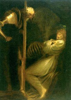 Henry Fuseli (Swiss 1741–1825) [Romanticism]