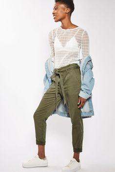 Trend Alert: Paper Bag Waists | sheerluxe.com