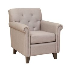 You'll love the Lyle Tufted Arm Chair at Wayfair - Great Deals on all Furniture  products with Free Shipping on most stuff, even the big stuff.