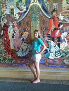 Por dentro do Castelo da Cinderela Disney Magic Kingdom Orlando