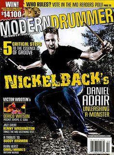 Drummerworld: Daniel Adair