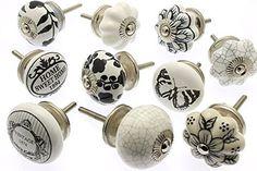 Vintage-Chic MG-90 Lot de 10 boutons de placard en céramique Noir/blanc Vintage-Chic http://www.amazon.fr/dp/B00IGFJ56G/ref=cm_sw_r_pi_dp_tqzdvb0Z3RBCF