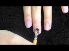 How To Do Your Own Acrylic Nails by Glitzy Queen
