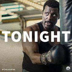 Chicago Fire Tonight- Boden's getting ready to fight