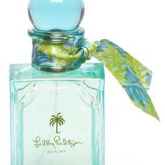 Beachy is my favorite scent right now. It is a light summer scent.