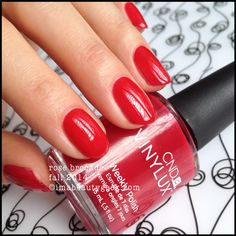 CND Vinylux Holiday 2014 + a side order of CND Fall 2014 - Beautygeeks