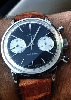 `66 Breitling Geneve Top Time 2 REG Chronograph