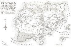 CentralMalazanEmpire_QuonTali / MALAZAN BOOK OF THE FALLEN ~ Steven Erikson…