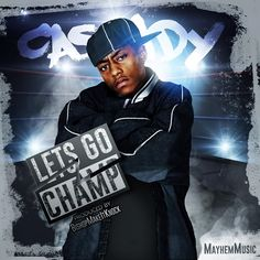 """Cassidy - Let's Go Champ [Music]- http://getmybuzzup.com/wp-content/uploads/2015/06/cassidy.jpeg- http://getmybuzzup.com/cassidy-lets-go-champ-music/- Rapper Cassidy returns with this new record titled """"Let's Go Champ"""" produced byBishop Make It Knock.Enjoy this audio stream below after the jump. Follow me:Getmybuzzup on Twitter
