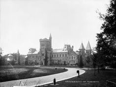 University of Toronto, ca. 1900-1925
