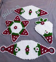 Christmas Decorations, Christmas Tree, Holiday Decor, Elephant, Wallpaper, Crochet Shawl, Seals, Bed Covers, Crocheting