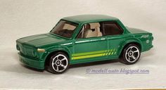 Mattel Hot Wheels BMW 2002 Malaysia Decals 2013