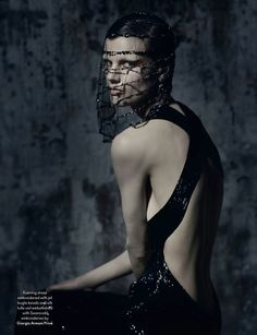 Armani fashion photography