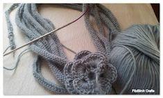 FitzBirch Crafts: Rose Medusa Cowl