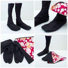Ninja High-cut Japonista Sole Jika Tabi Boots - Japan Lover Me Store Tabi  Shoes af8e39450