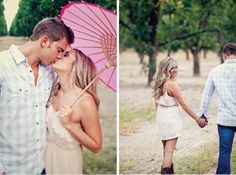{Engagement Session} : Brooke + Travis by Dawson Taylor Studios - Belle the Magazine . The Wedding Blog For The Sophisticated Bride