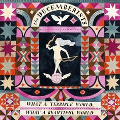 New Decemberists out in January - cover by Carson Ellis.