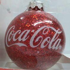 Coca-Cola Christmas Ball Ornament - BRAND NEW | eBay