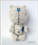 crochet amigurumi bear. Мишутка от Suchnec - Вязание - Страна Мам