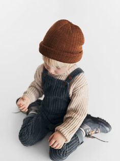 CORDUROY OVERALLS WITH POCKETS