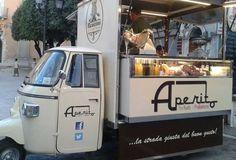 Street food, street chef. Come trasformare l'apecar in un ristorante - Foto - Motorlife