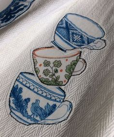 From Dish Towel to Tea Towels