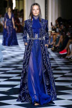 ***Winter Collection Haute Couture 2019 : ZUHAIR MURAD - PARIS***